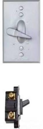 Teddico/BWF 75APW-1 3-Count Weatherproof Closure Plug, 3/4 in, White