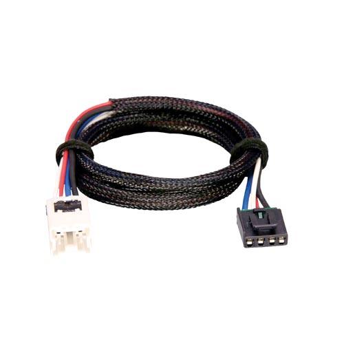 Tekonsha Brake Control Wiring Adapter 2 plugs Nissan