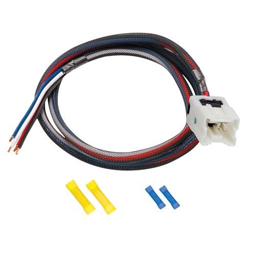 Tekonsha Brake Control Wiring Adapter 1 plug Nissan