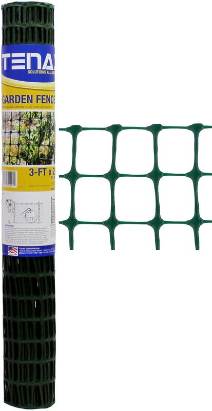 2A140091 3X25 GREEN GARDEN FENCE