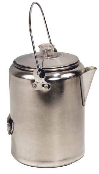 Texsport 13180 Percolator, Aluminum