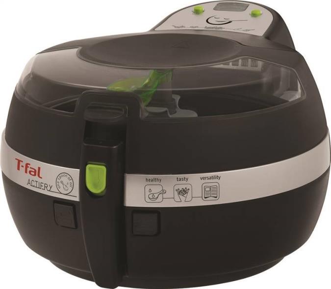 T-Fal FZ700251 Multi Actifry Fryer, 2.2 lb, 400 W, 13.6 in W x 16.67 in D x 9.4 in H