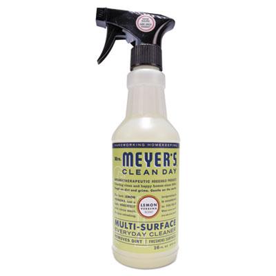 Multi Purpose Cleaner, Lemon Scent, 16 oz Spray Bottle, 6/Carton