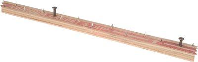 M-D 75320/75310 Carpet Tack Strip, 48 in L x 1 in W, Plywood