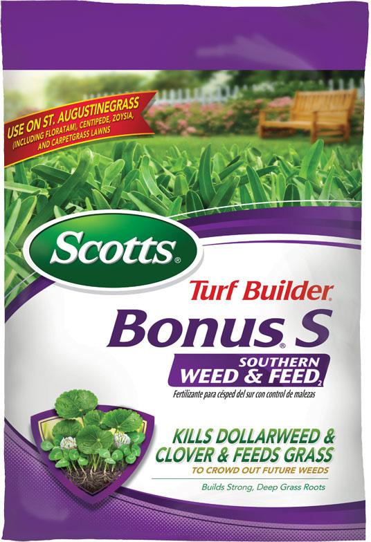 3313B BONUS WEED & FEED
