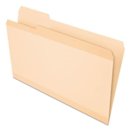 Manila File Folders, 1/3-Cut Tabs, Legal Size, 24/Pack