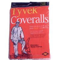 14123 XL TYVEK COVERALL