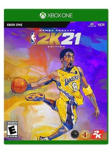 NBA 2K21 Mamba Forever ED  XB1