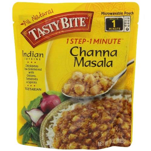Tasty Bite Channa Masala Entree (6x10 Oz)