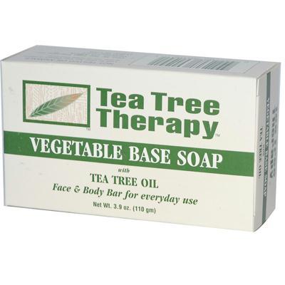 Tea Tree Therapy Tea Tree vegetable Soap (1x39 Oz)