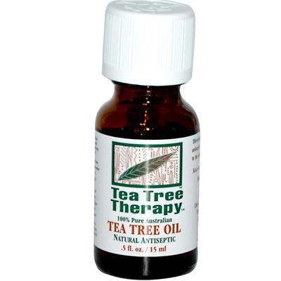 Tea Tree Therapy Pure Tea Tree Oil 15ml (1x5 Oz)