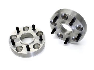 """JK 1.25"""" Wheel Offset Adapter Kit 5x5"""" to 5.5"""""""