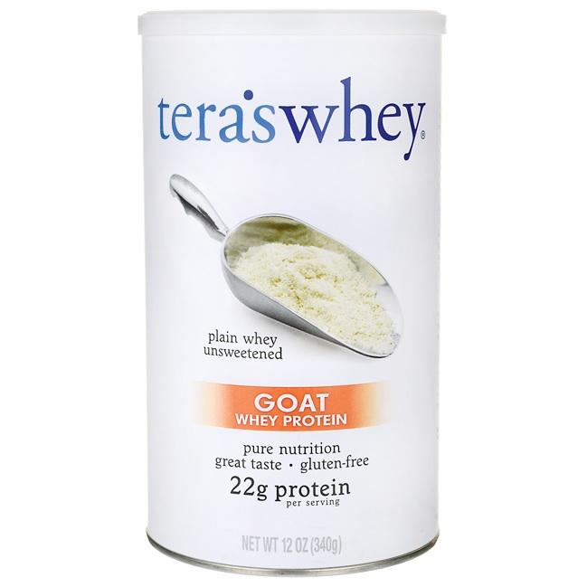 Tera's Whey Goat Whey Protein Plain (1x12 OZ)