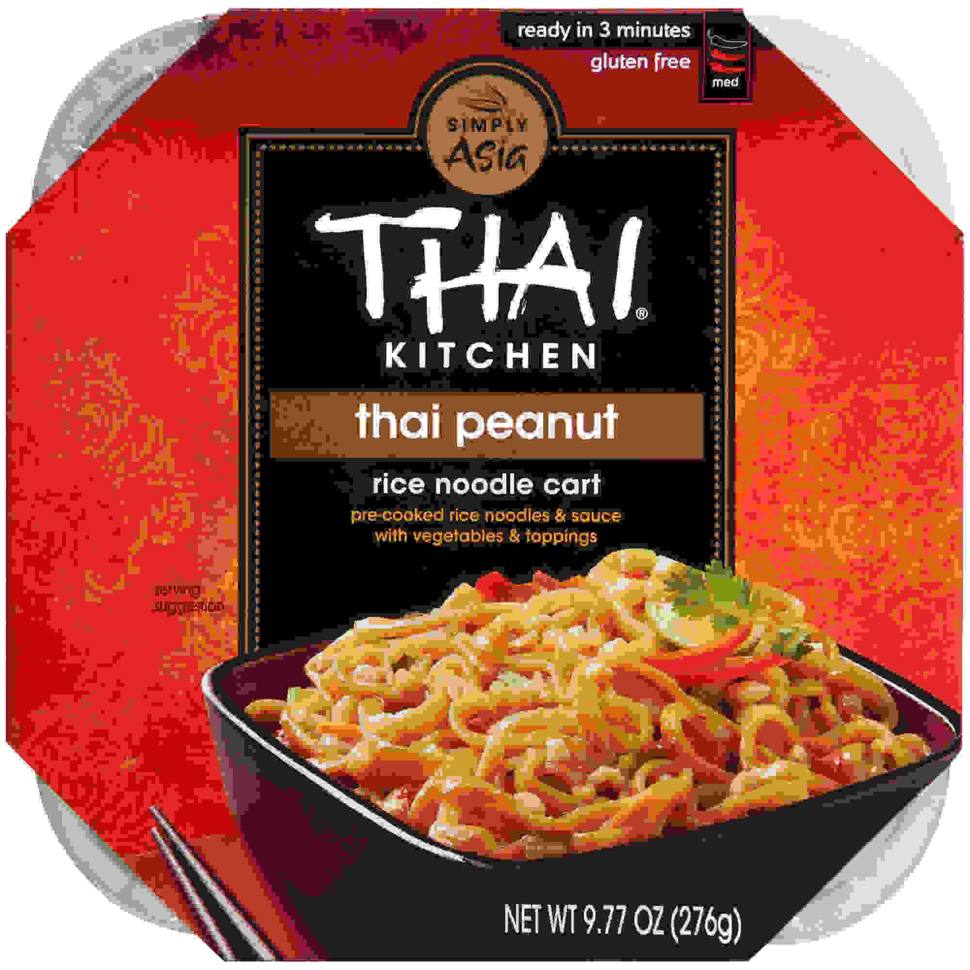 Thai Kitchen Thai Peanut Rice Noodle Gluten Free (6x977 Oz)
