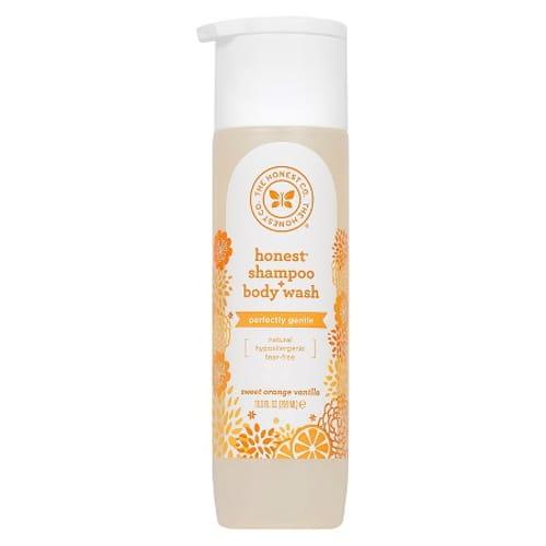 The Honest Company Honest Shampoo and Body Wash Sweet Orange Vanilla (1x10 OZ)