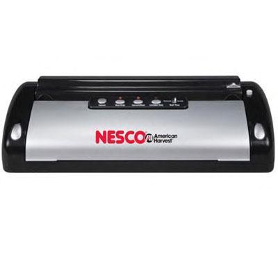 Nesco Vacuum Sealer BlackSlvr