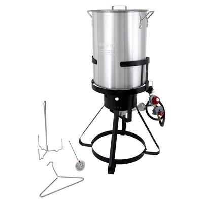 Chard 30Qt Turkey Fryer Kit