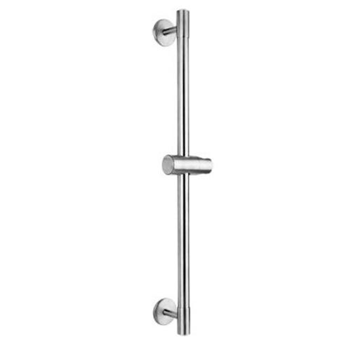 Stainless steel concealed Adjustable Hand Spray Height Slide Bar in Satin