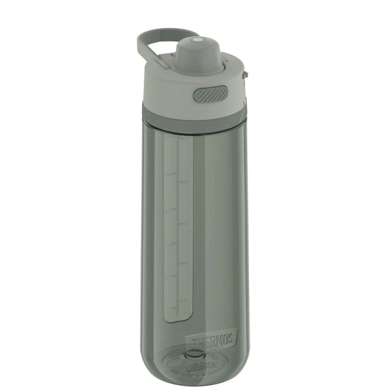 Thermos 24 oz Hard Plastic Hydration Bottle w Spout Green