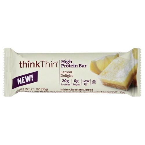 ThinkThin High Protein Lemon Delight Bar (10x21 OZ)