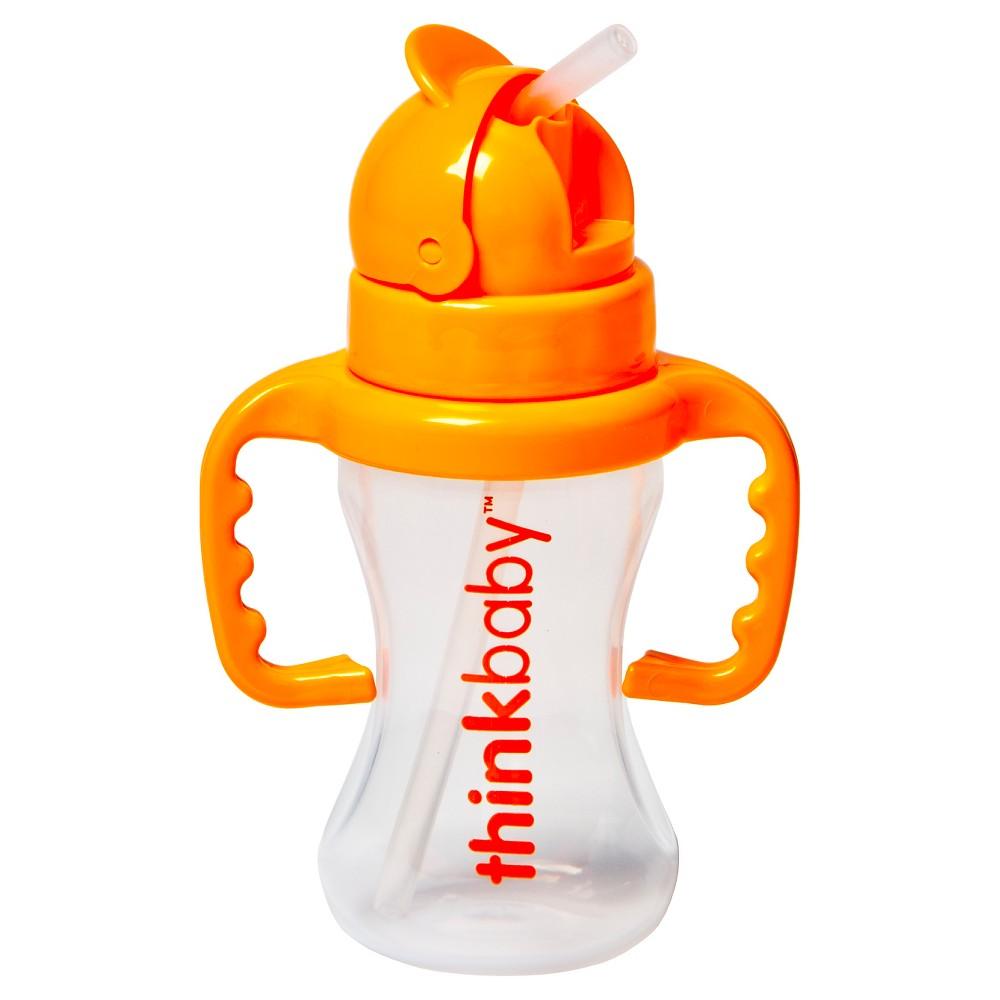 Thinkbaby Thinkster Straw Bottle 9 Oz