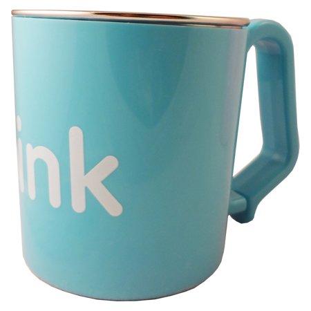 Thinkbaby Cup Kids BPA Free Blue (1x8 Oz)