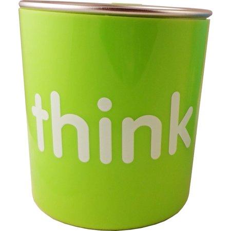 Thinkbaby Cup Kids BPA Free Green (1x8 Oz)