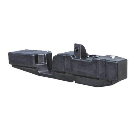 01-10 SILVERADO/SIERRA 2500/3500 HD CREW CAB SB 52 GALLON POLYETHYLENE FUEL TANK