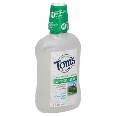 Toms Of Maine Cool Mtn Mnt Mthwsh (1x16OZ )