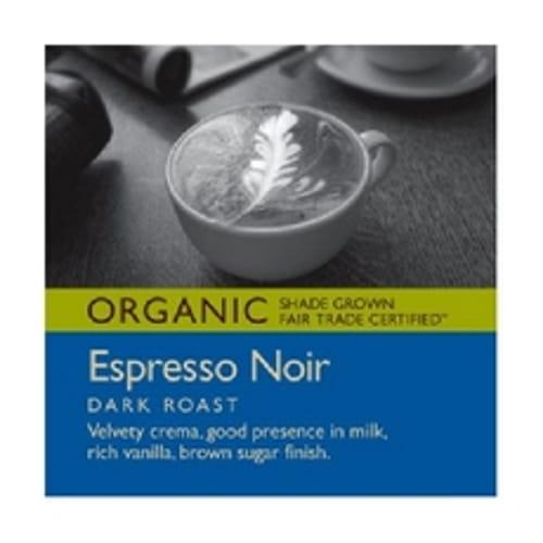 Tonys Coffees & Teas Ground Espresso Noir (6x12Oz)