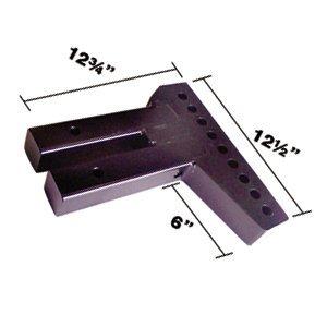 W/D SHANK - MAGNUM 2.5IN; 12-3/4IN L X 12-1/2IN D; FITS EVEREST W/D; 20,000 LBS.