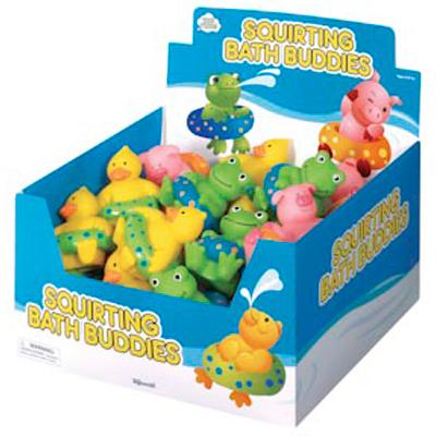 Toy, Bath Buddy Squirter