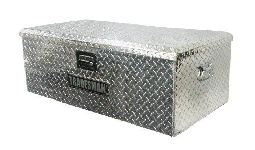 """36"""" Aluminum ATV Storage Box"""