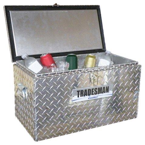 Heavy Duty Aluminum Cooler