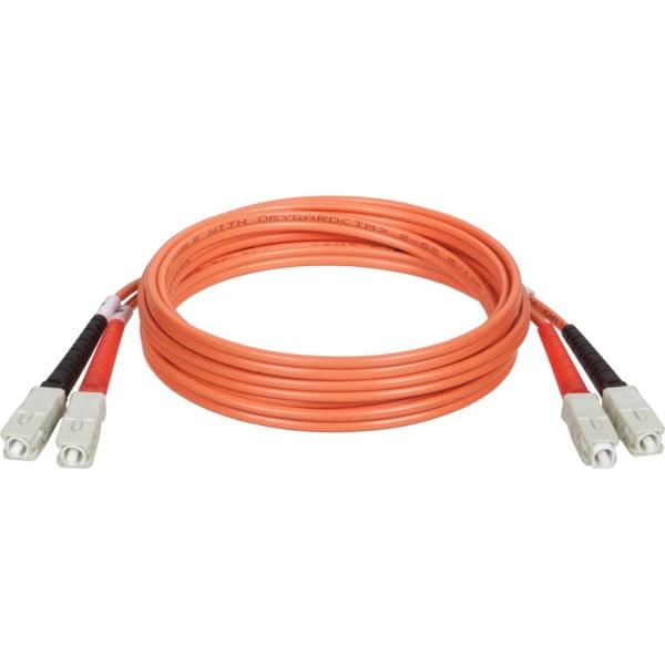 0.3m MMF Fiber Cable SC SC