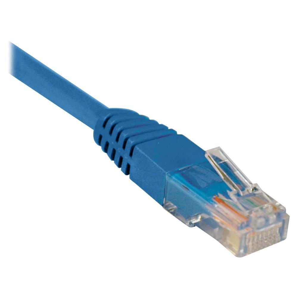 TRIPP-LITE CAT-5E 25' NETWORK CABLE BLUE