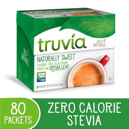 Truvia Natural Sweetener (12x80 CT)