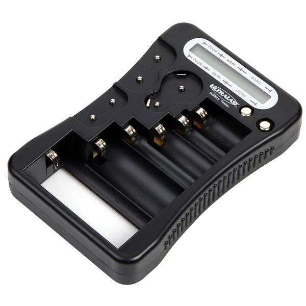 Ultralast ULMULTITEST Universal Battery Tester