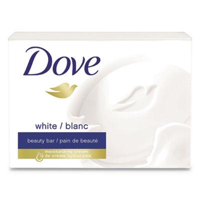 White Beauty Bar, Light Scent, 2.6 oz, 36/Carton
