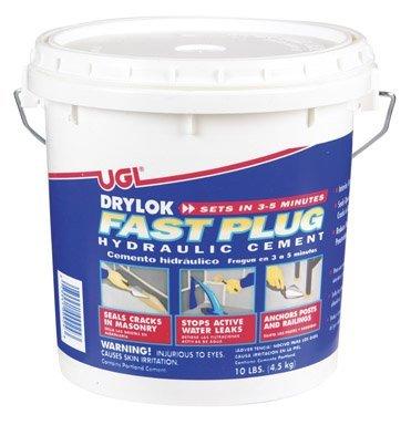 10# Drylok Fast Plug