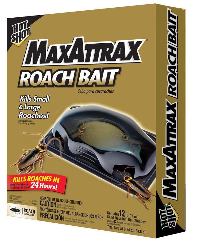 HG-2030W MAXATTRAX ROACH BAIT