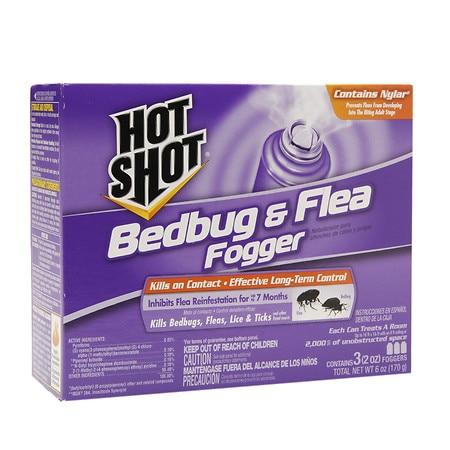 HG-95911 BED BUG & FLEA FOGGER