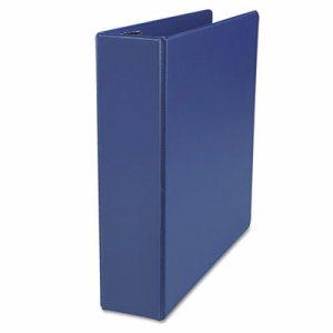 "D-Ring Binder, 2"" Capacity, 8-1/2 x 11, Royal Blue"