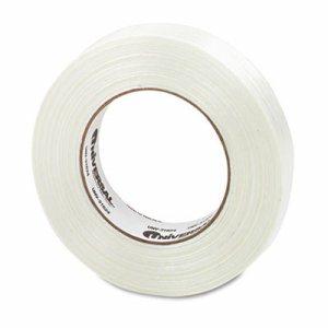 350# Premium Filament Tape, 24mm x 54.8m, Clear