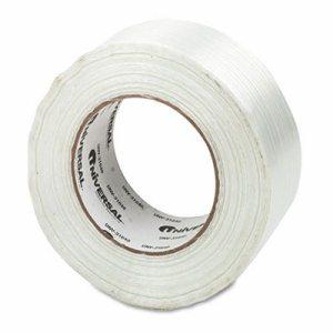 350# Premium Filament Tape, 48mm x 54.8m, Clear