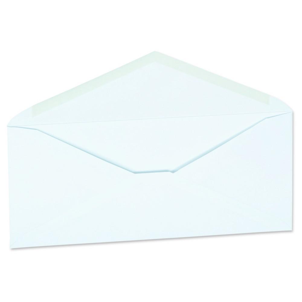 Business Envelope, #10, 4 1/8 x 9 1/2, 250/Carton