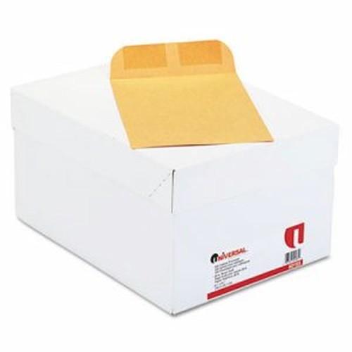 Catalog Envelope, Center Seam, 6 1/2 x 9 1/2, Brown Kraft, 500/Box