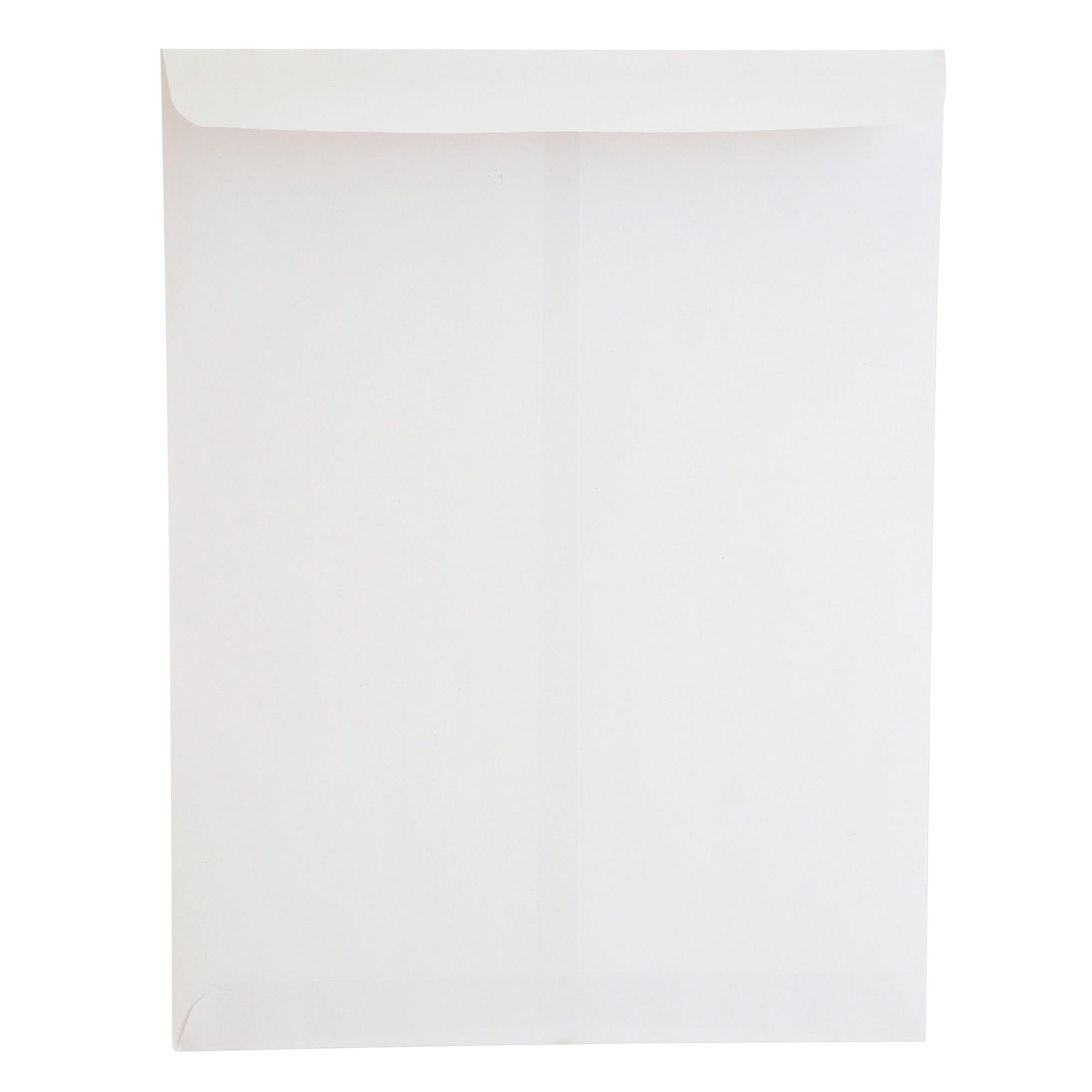 Catalog Envelope, Center Seam, 10 x 13, White, 250/Box