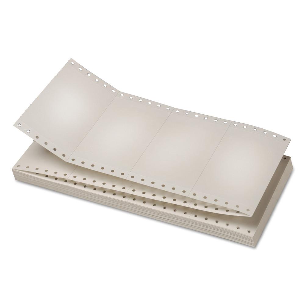 Continuous Postcards, 4 x 6, 4,000/Carton
