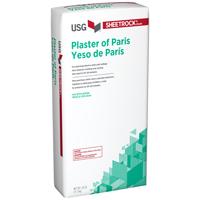 Sheetrock 380261 Fast Setting Plaster Of Paris, 25 lb, Bag, White to Off-White, Powder